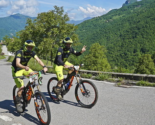 Itinerari Mountain Bike in Valle Brembana